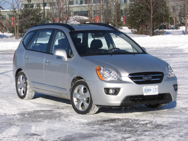 2008 Kia Rondo listed as a Best Value vehicle by Edmunds and Parents ...