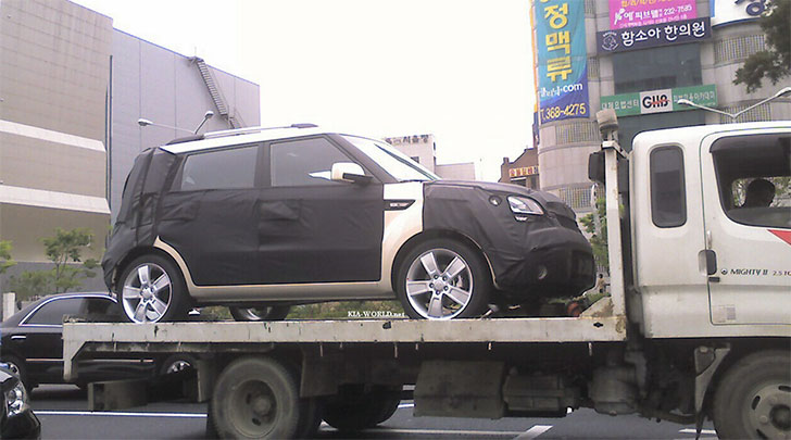 Kia Commences Production Of The Soul Crossover