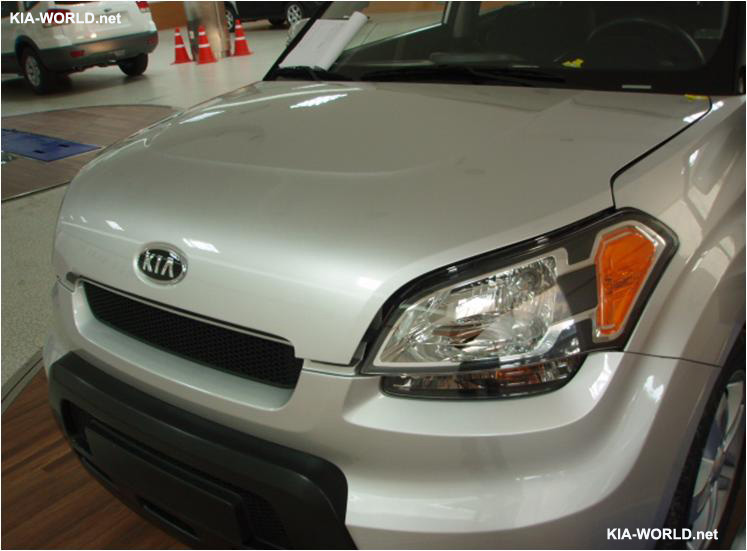 Kia Soul Production 1