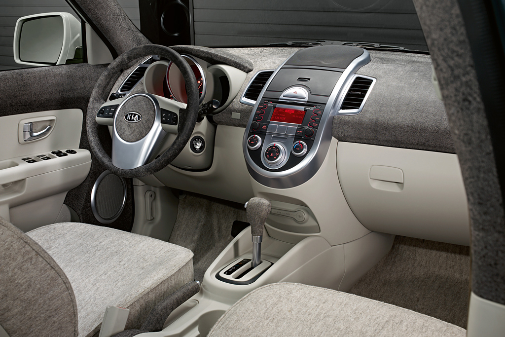 Kia Soul Performance Vehicle Pictures