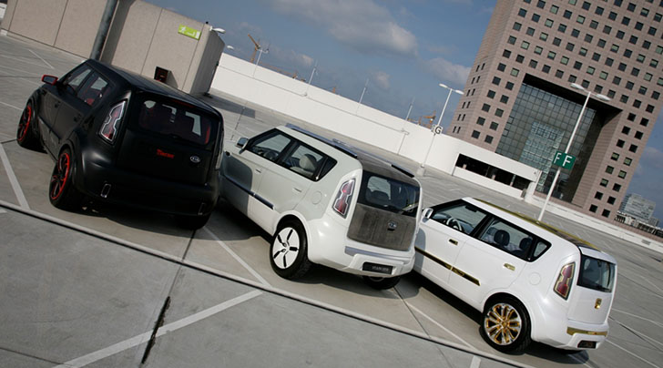 Exclusive Interview: Kia Soul Concept Cars Worth Millions Of Euros