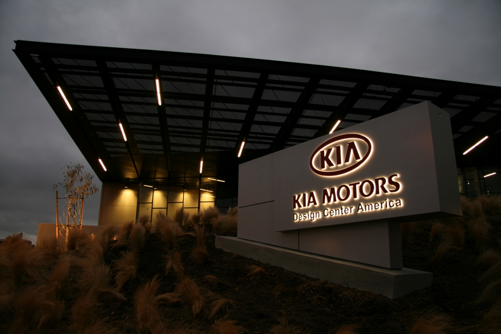 Kia Motors America Opens The State Of The Art Design
