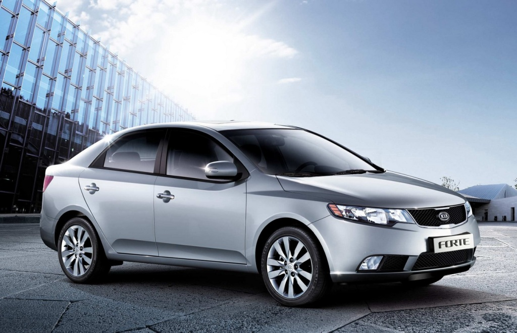Kia Forte More Images And Official Press Release 2009