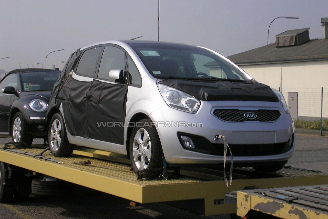 kia ceed facelift f r 2010 und neue motoren start. Black Bedroom Furniture Sets. Home Design Ideas