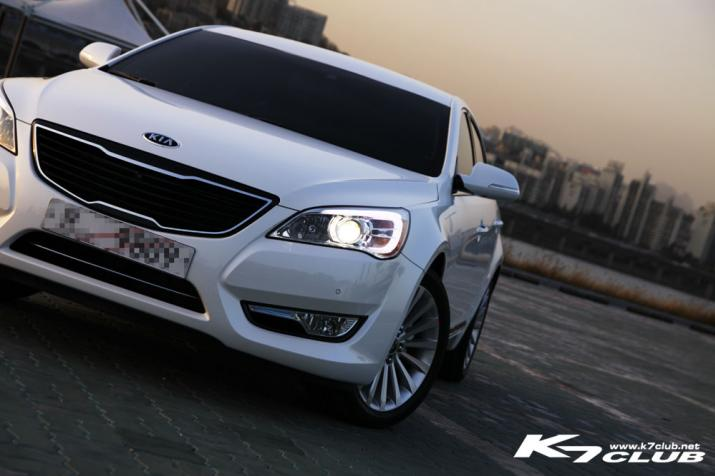 2011 Kia Cadenza K7 New Images With Pricing Amp Engine