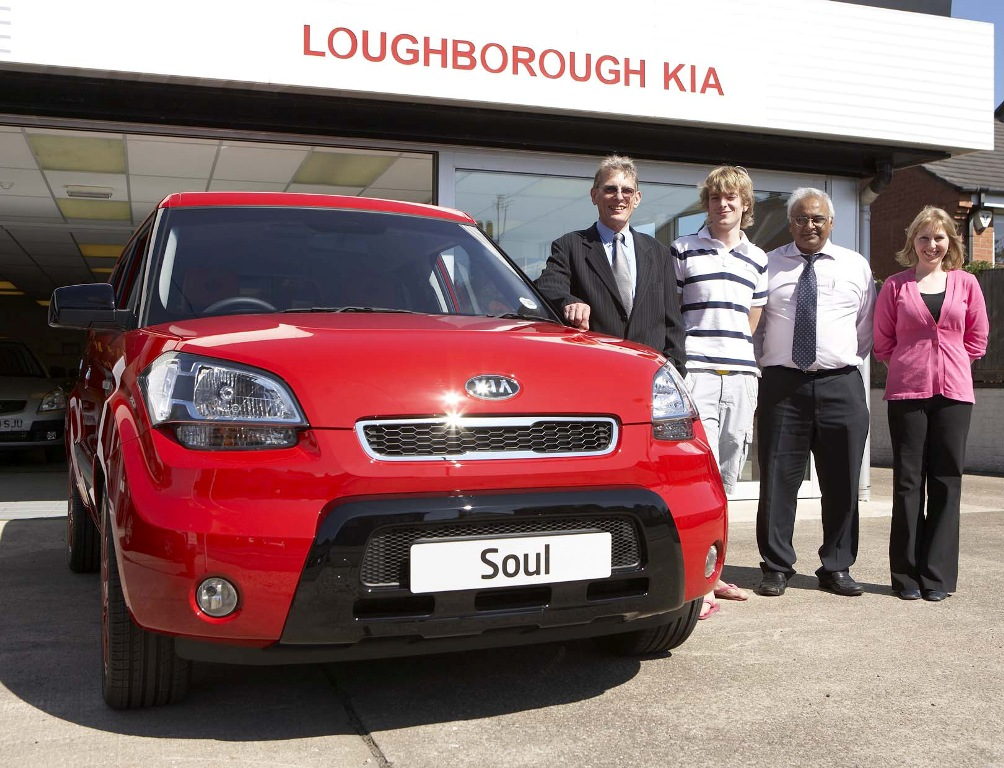 Jeff Banks Styled Soul Crossover At Loughborough Kia ...