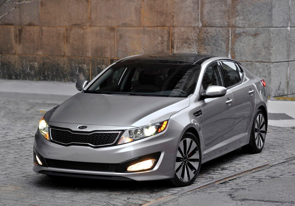 2011 Kia Optima Car Engines Dimensions Colors Specs