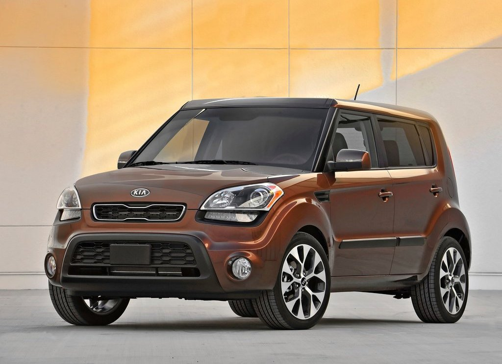 2012 Kia Soul Reviews