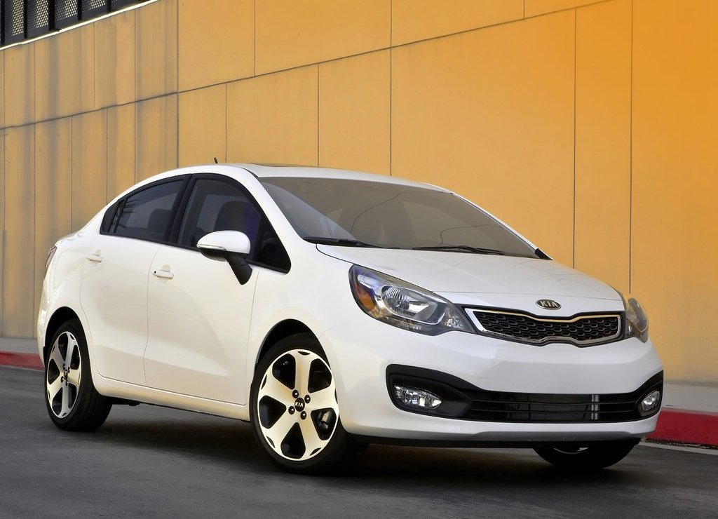 2012 Kia Rio Sedan Specs Colors Engines Transmission