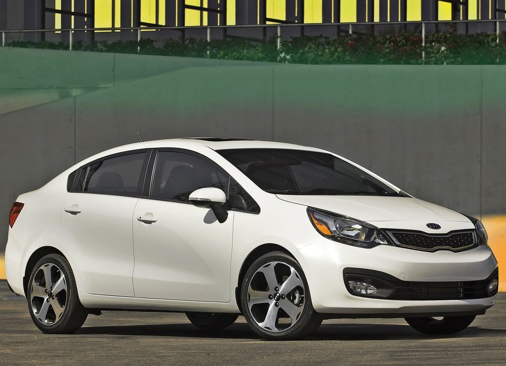 Kia Rio 4Door Sedan or 5Door Hatchback  Kia News Blog