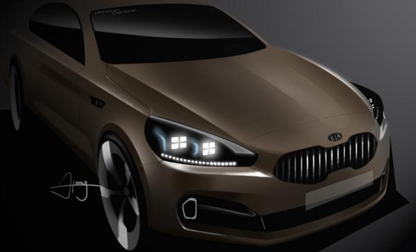 Kia K9 luxury   LOOK CARS