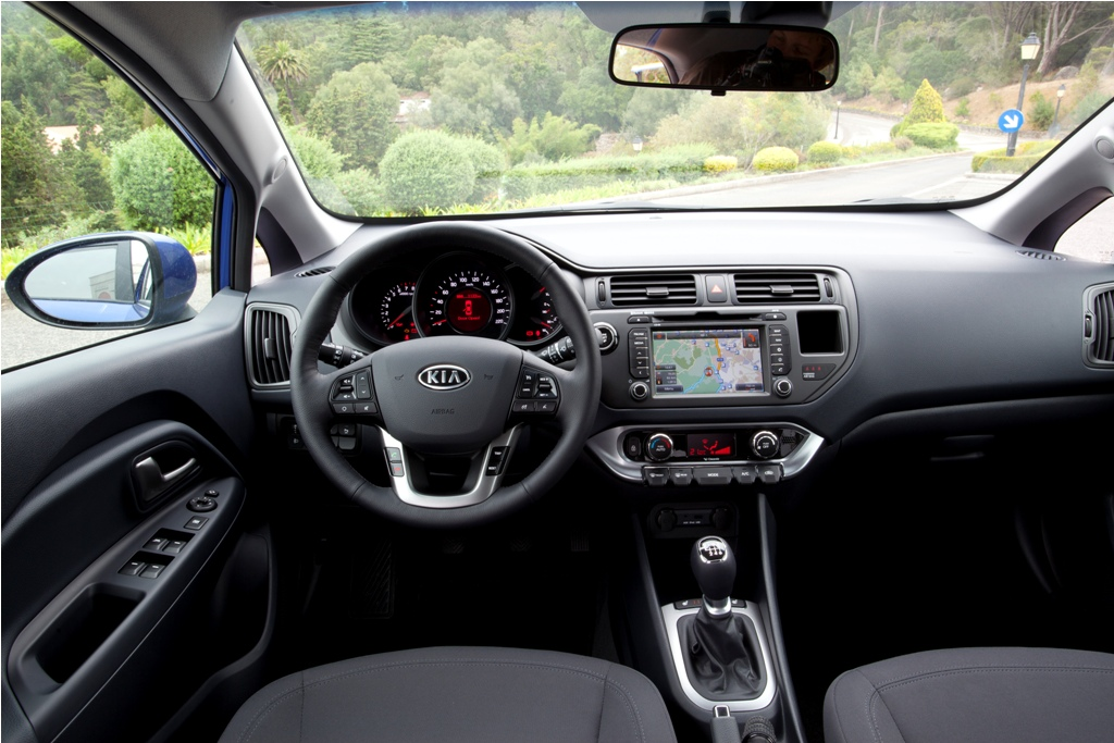 Uk New Kia Rio Kia News Blog