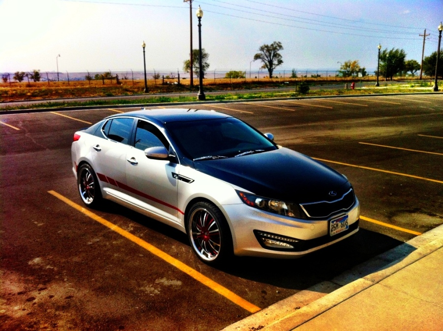 Endless List Of 2011 Kia Optima LX Accessories Kia News Blog