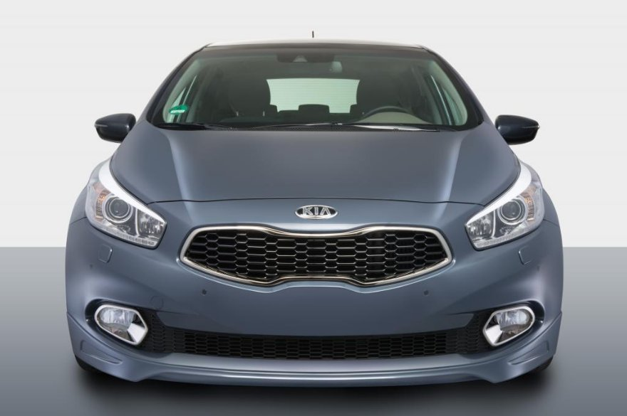 New Styling Kit For 2013 Kia Cee D 5 Door Kia News Blog