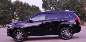 kia sorento alloys