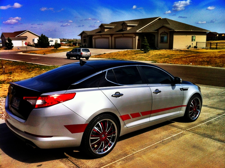 2012 Kia Optima Custom >> Endless List Of 2011 Kia Optima LX Accessories | Kia News Blog