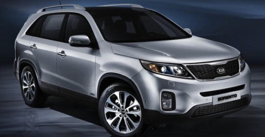 2014kiasorento All New Kia Sorento Review sorento