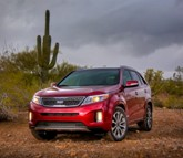 2014 Sorento LX Prices Start at $24,950, SX Limited AWD Costs $40,550