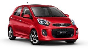 Kia Picanto In USA