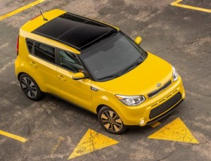 Kia Soul Monthly Sales Figures