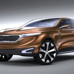 cross gt concept 150x150 Picture Gallery Of The Kia Cross GT Concept CUV suv vans