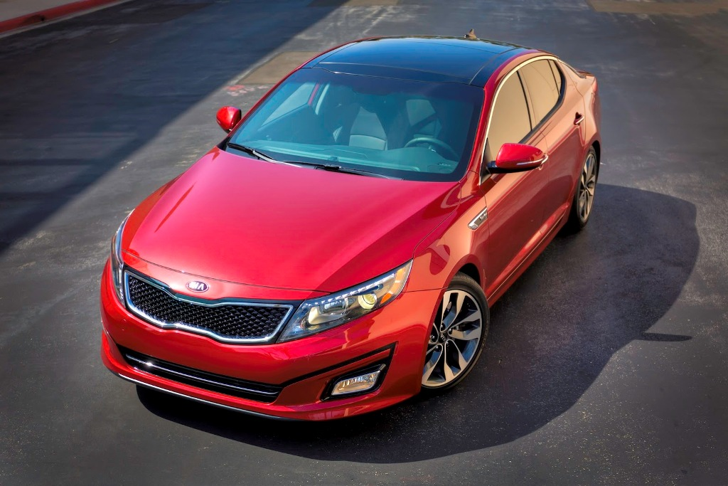 Which Kia To Buy Sportage SUV Or Optima 4Door Sedan  Kia News Blog