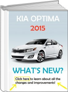 New Kia Optima Buying Guide
