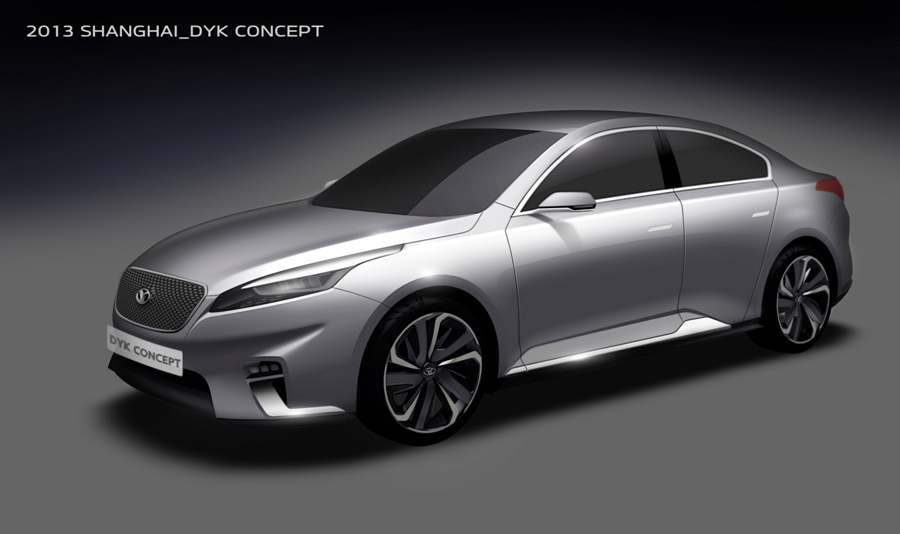 Kia Horki Concept Car Pictures