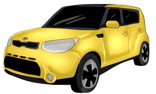2014 Kia Soul EV Kia Soul Electric Car To Be Released In 2014 soul  Kia electric car hyundai electric car