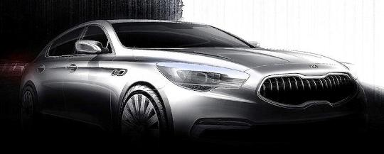 Quoris to be released in the USA Kia Quoris Release Date Set For 2014