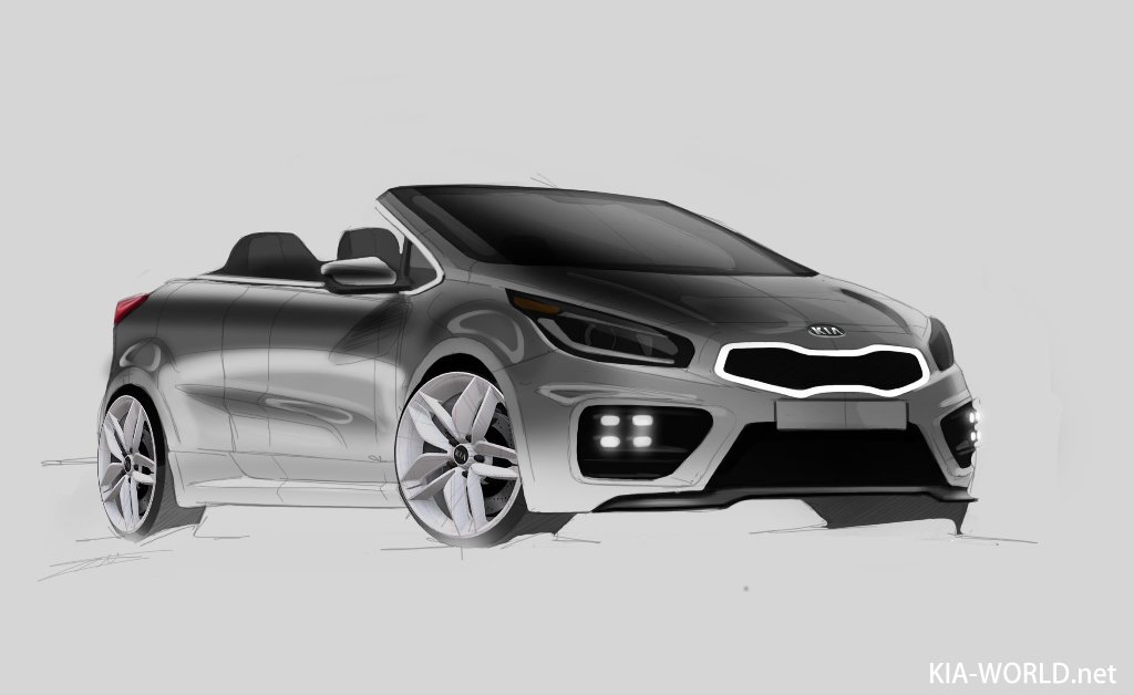 Kia Proceed Gt Convertible