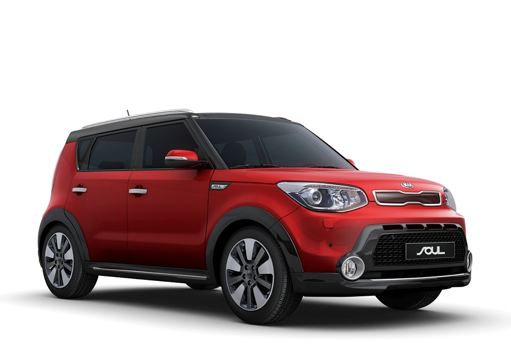 kia releases new pictures of the european spec 2014 soul kia news blog. Black Bedroom Furniture Sets. Home Design Ideas