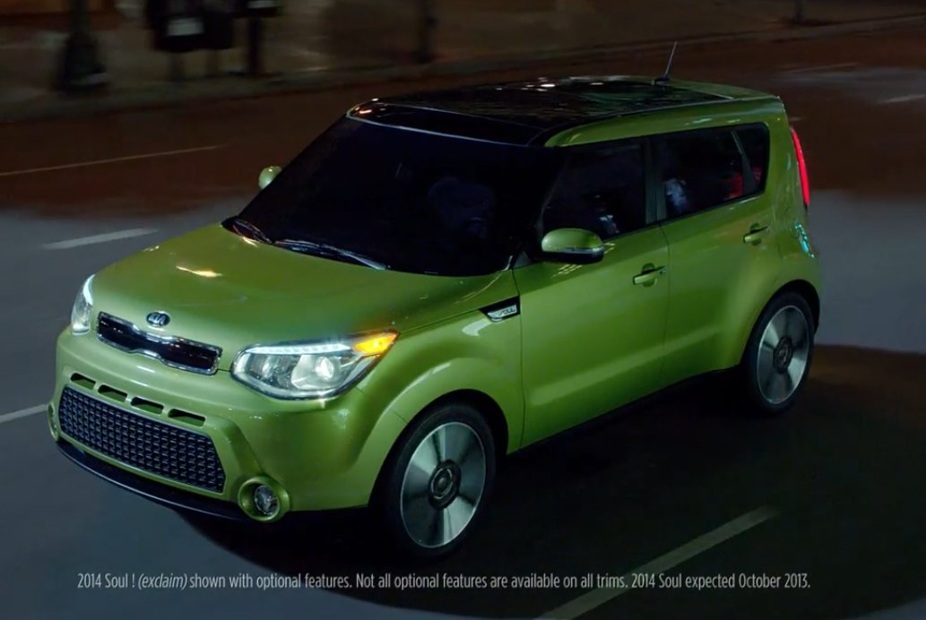 2016 kia soul acid green looks so alien kia news blog kia soul acid green sciox Choice Image