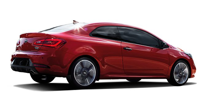 2014 K3 Koup Features Frameless Doors Turbo Engine Kia