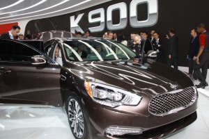 Kia K900 Pricing