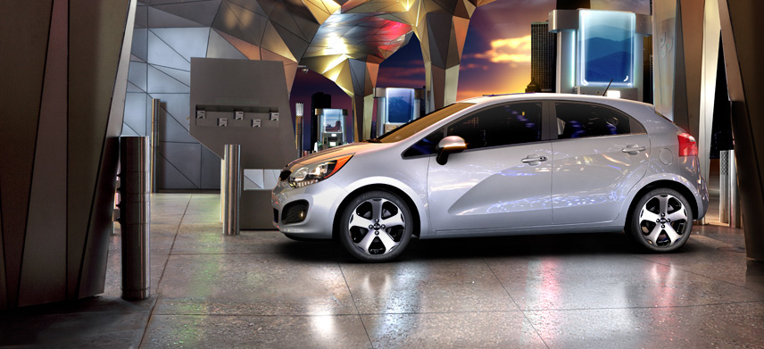 New Kia Rio EX vs Hyundai Accent vs Chevrolet Sonic  Consumer