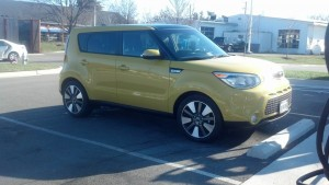 2014 Kia Soul Alloys Photo