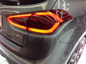 Forte5 LED taillight Photo