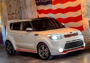 Kia Soul Red Zone Special Edition Image