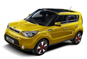 Kia Soul Whole SHebang Package