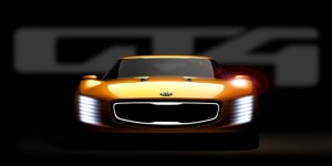 Kia GT4 Stinger Photo