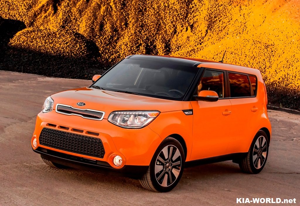 kia soul orange color currently not on sale kia news blog. Black Bedroom Furniture Sets. Home Design Ideas