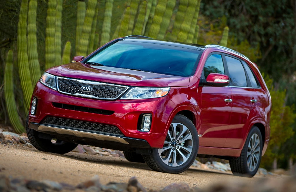 kia overview the sorento car ratings photos and specs l connection prices review