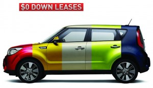 Kia 0 Down Car Leasing