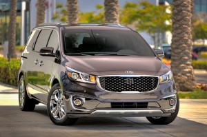 2015 Kia Sedona photo