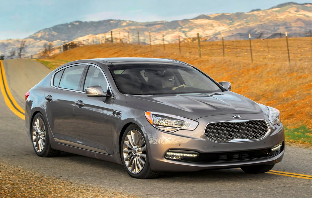 Ls 460 For Sale >> K900 Goes On Sale, But Not At All Kia Dealerships | Kia ...