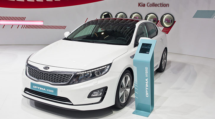 Kia Optima Hybrid Facelift To Go On Sale In Europe – Technical Specifications