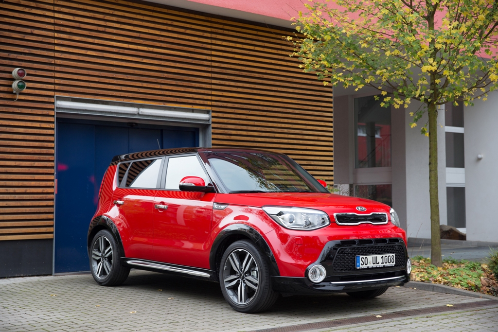 Marvelous Kia Soul