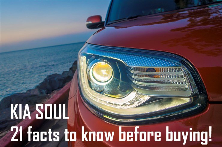 New Kia Soul Shopping Guide