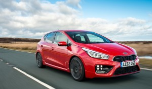 Kia cee'd GT hot hatchback